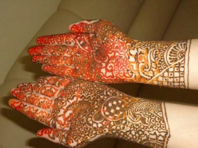 Beautiful Henna Mehndi Designs Book For Girls Fashionspk