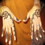 Indian Hand Mehndi designs 2014-2015