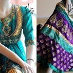 2014 dresses with elegance style by Jannat Nazir