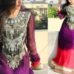 Jannat Nazir latest winter and party collection