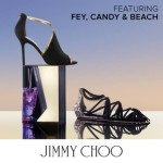 Jimmy Choo Girls Christmas Party collection