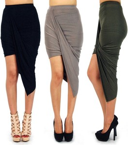 Method and Procedure of Draping and Wrapping Skirt