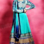 Latest Unstitched Suits Collection 2013-14 For Women By Anarkali Royal Style (2)