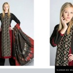 Nation Winter Dresses by Riaz Art For Women (12)