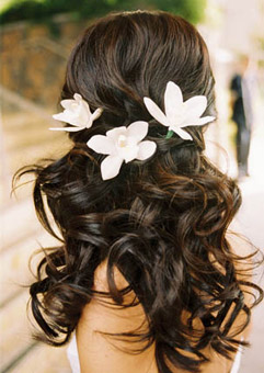 Hairstyle Tips for Your Wedding