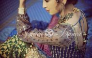Latest Bridal Dresses For Women by Sameen Kasuri