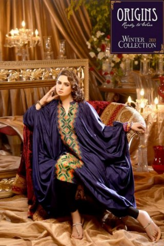 Newest Origins Ready to Wear winter wear collection