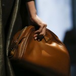 Prada elegance Autumn Winter Handbags Milan Fashion Week