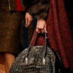 Prada newest Autumn Winter Handbags Milan Fashion Week