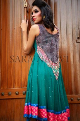 Rangoli Wedding Suits Collection by Sara Naqvi (3)