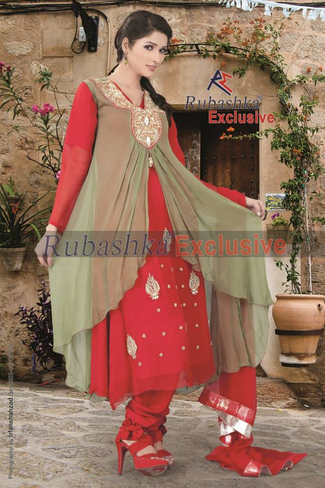 Rubashka Exclusive smart party winter collection