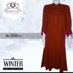 Rushaan Smart Winter Kurta Collection For Women (5)