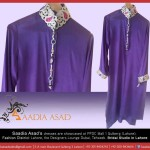 Saadia Asad newest fashion for new year