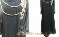 Saadia Asad stylish women trendy collection