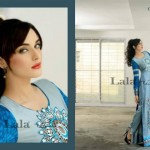 Sana and Samia Celebre Woolen Shawl Collection 2013-14 by lala textile (4)