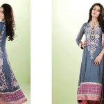 Semi Formal Fashionable Latest Dresses for Women by Shagun