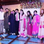Tv Drama Actor Babar Khan Wedding Pictures with Sana Khan (2)