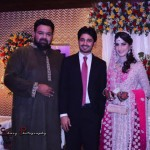 Tv Drama Actor Babar Khan Wedding Pictures with Sana Khan (5)