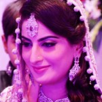 Tv Drama Actor Babar Khan Wedding Pictures with Sana Khan (8)