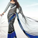 Utsav Fashion Indian Latest Saree Collection 2014 (9)