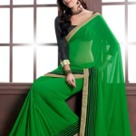 Utsav Fashion Indian Latest Saree Collection 2014 (10)