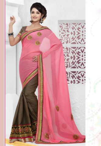Utsav Fashion Indian Latest Saree Collection 2014 (1)