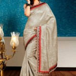 Utsav Fashion Indian Latest Saree Collection 2014 (6)