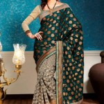 Utsav Fashion Indian Latest Saree Collection 2014 (7)