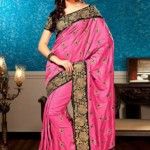 Utsav Fashion Indian Latest Saree Collection 2014 (8)