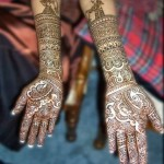 Digital mehndi designs