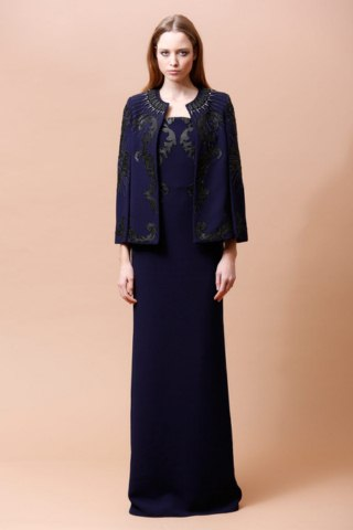 Latest Badgley Mischka pre fall collection