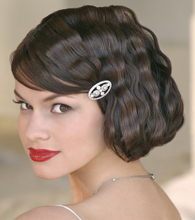 Hairstyle Beautiful Tips for Your Wedding Ceremony