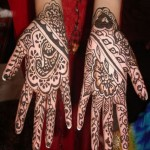 stylish mehndi colors for winter