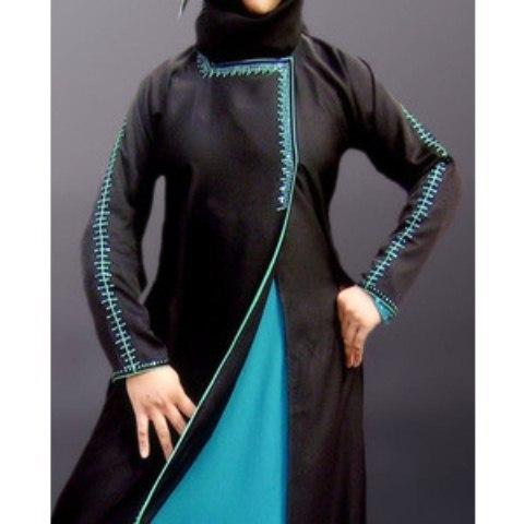 Black Color Abayas Amazing Designs IslamBlack Color Abayas Amazing Designs Islamic Dresses 2014 (1)c Dresses 2014 (1)