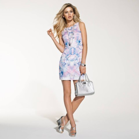 Forever New Women Latest Fashionable Dresses 2014 Year (4)
