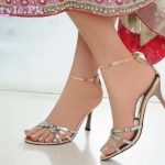 Pakistani High Heel Shoes Fashionable Collection 2014 for Women