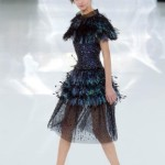 Paris haute couture show By Chanel ditches stilettos for sneakers (6)