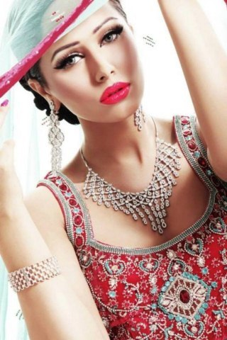 Indian pakistan waleema baraat dresses 2014-2015