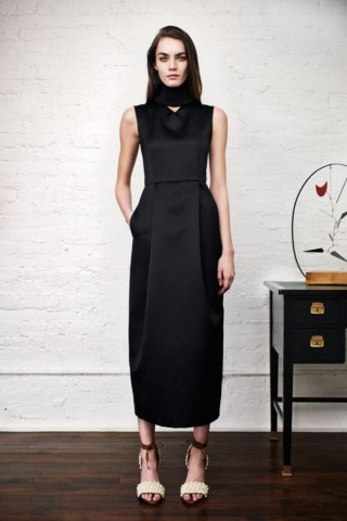 Latest Pre Fall Dresses For Girls By Adam Lippes Stores (1)