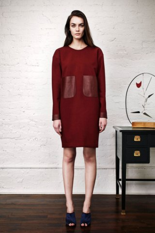 Latest Pre Fall Dresses For Girls By Adam Lippes Stores (6)