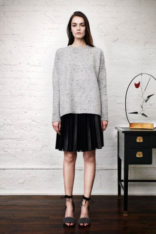 Latest Pre Fall Dresses For Girls By Adam Lippes Stores (7)