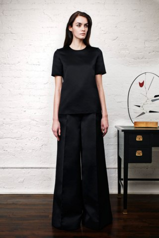 Latest Pre Fall Dresses For Girls By Adam Lippes Stores (8)