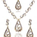 Naveen Uroosa Beautiful & Stylish Jewellery Sets 2014 For Women