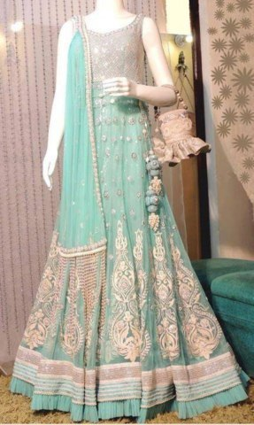 Indian Paki bridal 2014 dresses for women