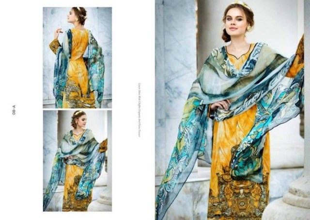 Resham Ghar spring summer collection 2014 for ladies