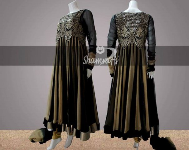 Shamraf's Clothing latest winter dresses