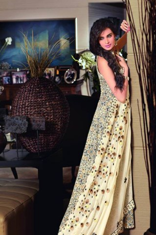 Gul Ahmed Ideas Summer Dress Collection 2014