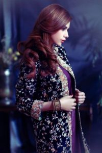 Maheen karim Wedding Wear Collection 2014 (1)