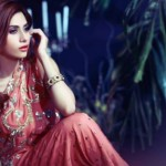Maheen karim Wedding Wear Collection 2014 (5)