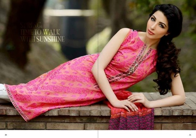 Premium Lawn Summer Suits by Sobia Nazir